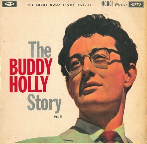 BUDDY HOLLY The Buddy Holly Story Vol. II Vinyl Record LP Coral 1960